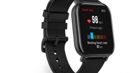 סקירה: שעון חכם של שיאומי Amazfit GTS