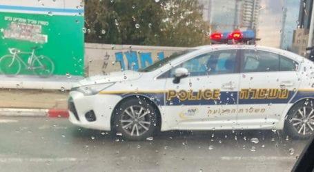 המשטרה מדגימה: כך תופסים עברייני כביש באמצעות עבריינות כביש