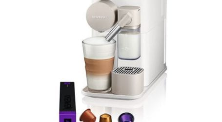 מכונת קפה נספרסו לטיסימה עם מסך מגע בהנחה