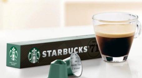 קפסולות קפה סטארבאקס מגיעות לישראל. תחרות לנספרסו