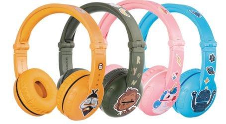 סקירה – אוזניות לילדים BuddyPhones דגם PLAY. פואנטה בודקת