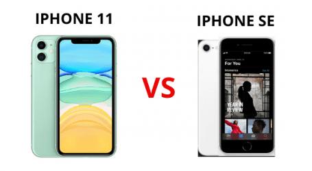 מה ההבדל בין אייפון SE לאייפון 11? האם מחיר אייפון SE משתלם?