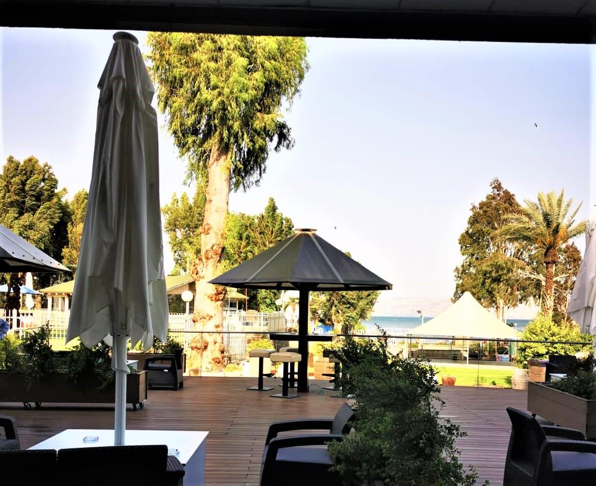 מלון נוף גינוסר בכנרת נפתח מחדש – כך נראית החזרה לשגרת קורונה במלונות