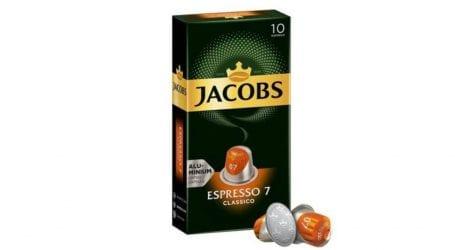 מארז 100 קפסולות קפה ג'ייקובס בהנחה