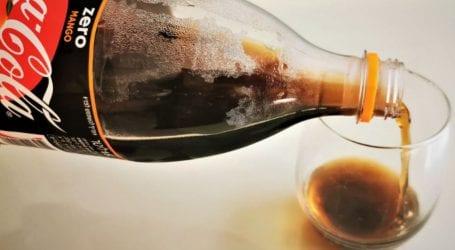 קולה זירו מנגו – מבחן טעימה למשקה שהושק בישראל לראשונה בעולם