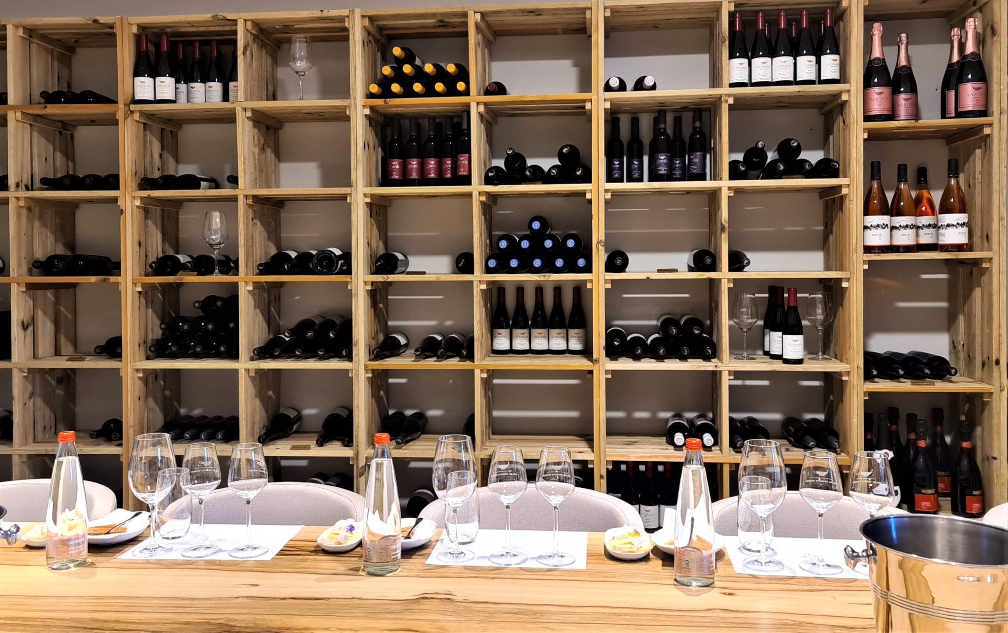 סדנת יין מלון אדמונד