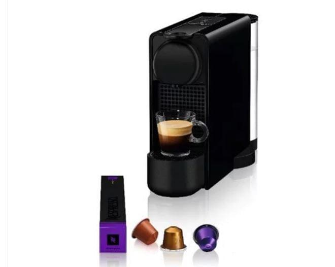 מכונת קפה נספרסו במבצע Nespresso Essenza