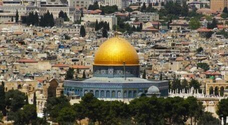 אפטר פרטי בירושלים בשוך הסערה