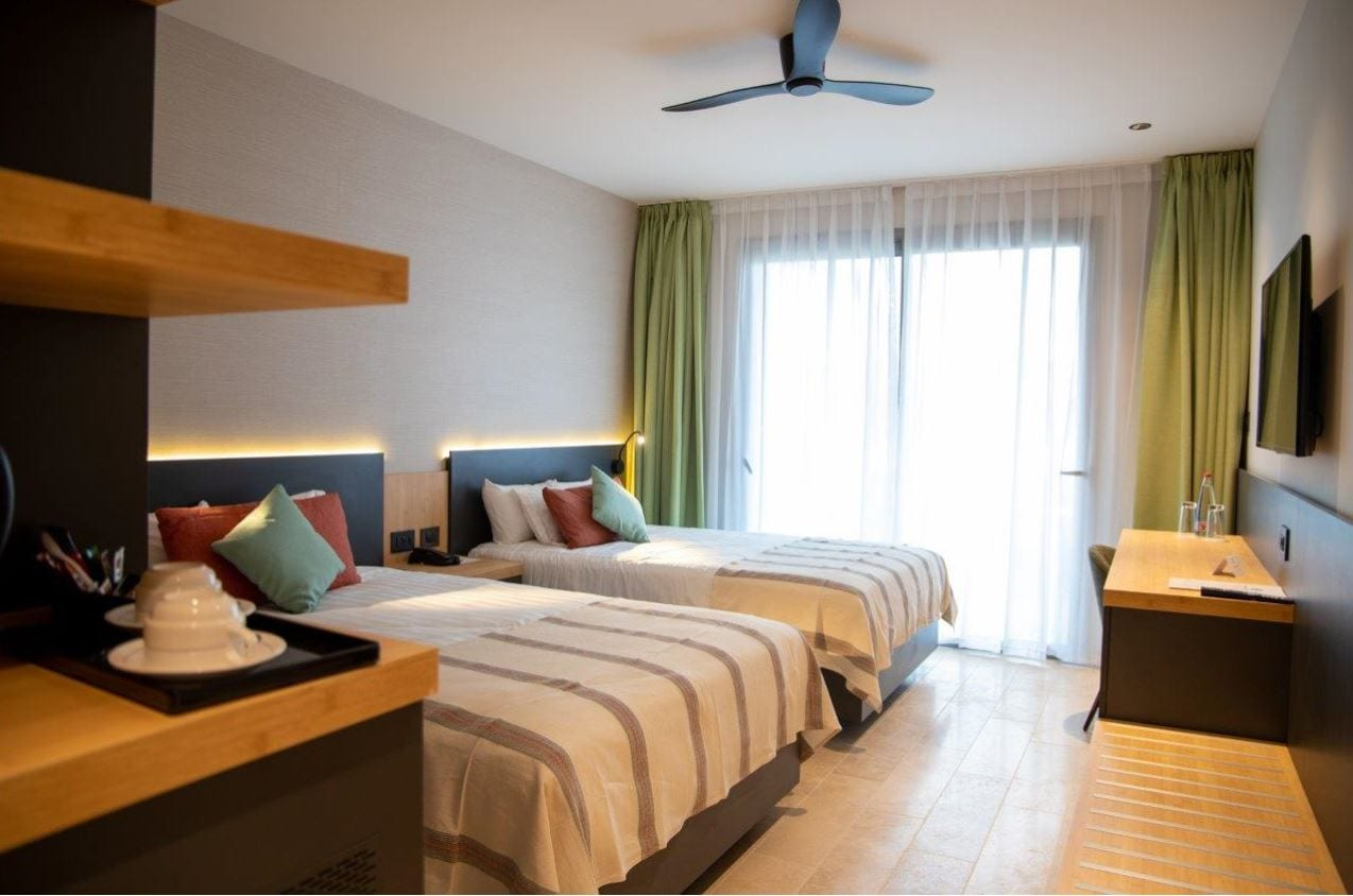 חדר סטנדרט במלון מגדלה