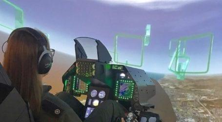 קורס טייס אונליין של הטייסת – לתרגל טיסה קרבית בלי לצאת מהבית