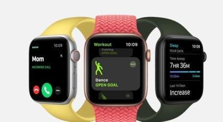 לראשונה: אפל מכריזה על שעון חכם מוזל – Apple Watch SE