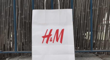H&M פותחת שתי חנויות פופ-אפ: חנויות רחוב זמניות בתל אביב