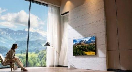 טלוויזיית OLED GX של LG: לראות את רונאלדו בגודל טבעי
