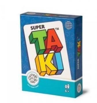 משחק לכל גיל - טאקי