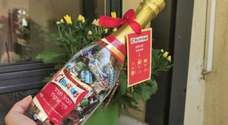 שוקולד או שמפניה? השוקולדים של סלבריישן בבקבוק – מתנה מתוקה לחג