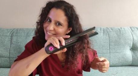 מחליק שיער דייסון קורל – חוות דעת אחרי ההתנסות של פואנטה