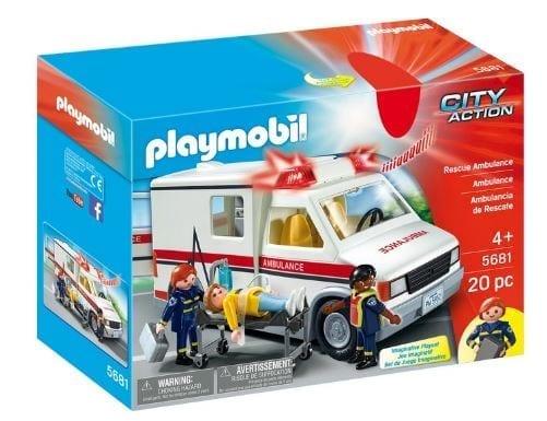 פליימוביל אמבולנס - משחקים לילדים