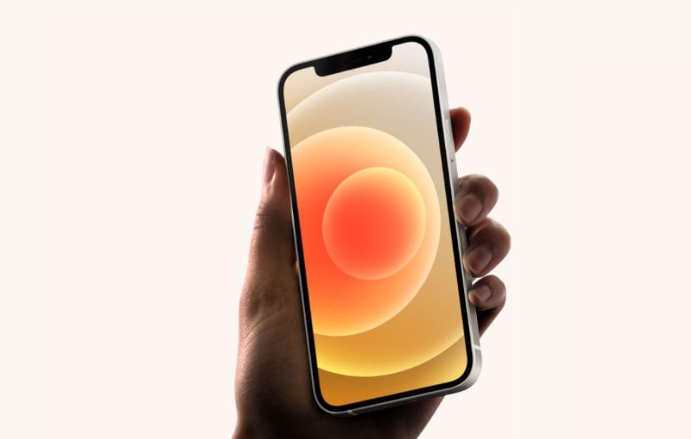אייפון 12 של אפל