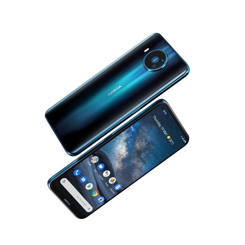 נוקיה 8.3 - סמארטפון דור 5 לא יקר