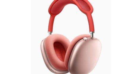 אפל משיקה את AirPods Max – אוזניות ב-550 דולר(!)