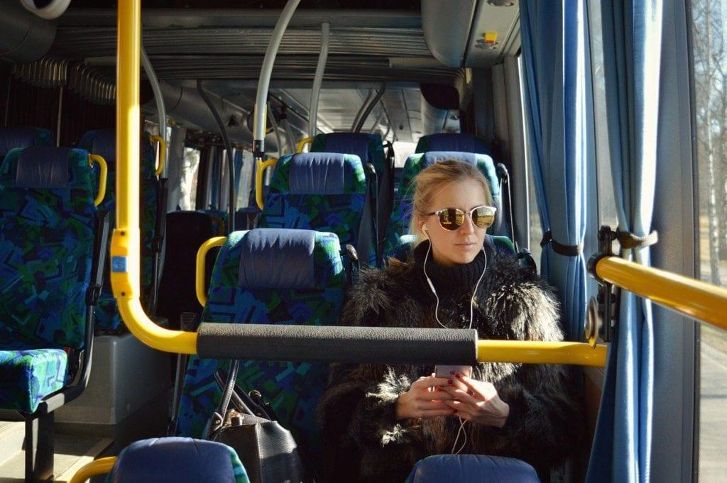 אפליקציית ANYWAY לתשלום בתחבורה ציבורית