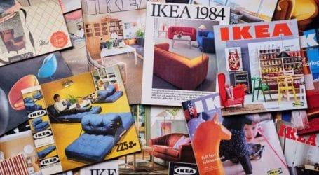 ביי ביי קטלוג איקאה – אחרי 70 שנה IKEA נפרדת מסימן ההיכר שלה