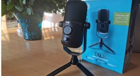 שומעים? מיקרופון USB של JLAB – סקירה וחוות דעת עם פואנטה