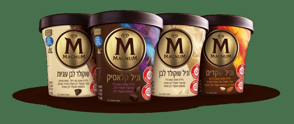 גלידות מגנום
