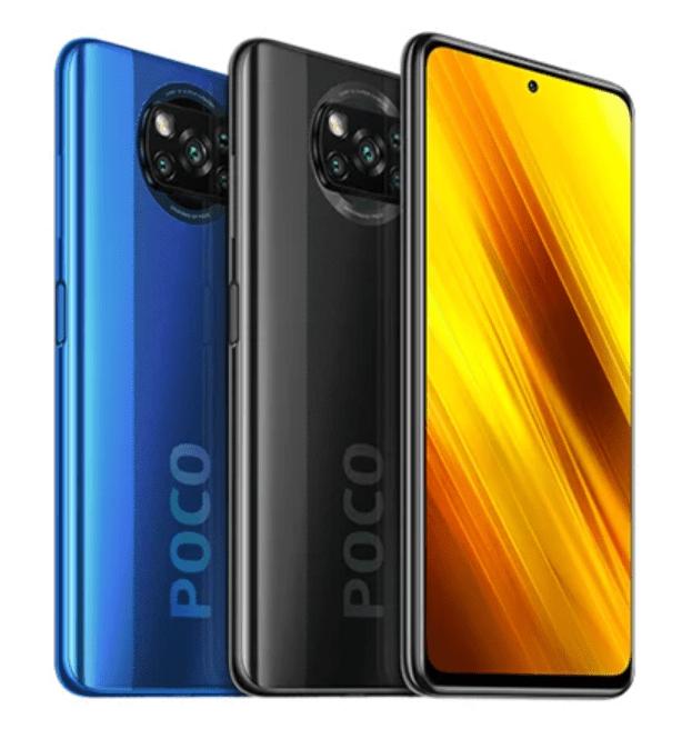 סלולרי מומלץ זול - POCO X3