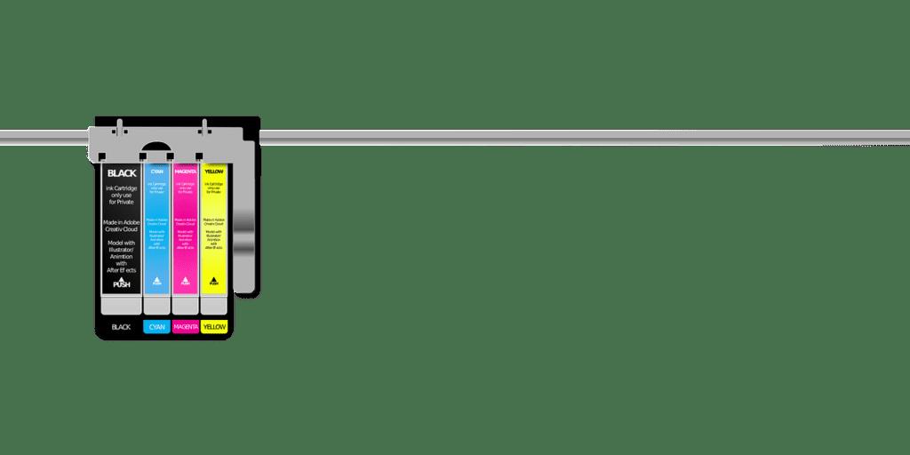 מחסניות דיו של HP