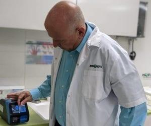 בדיקת קורונה מהירה בביקורופא
