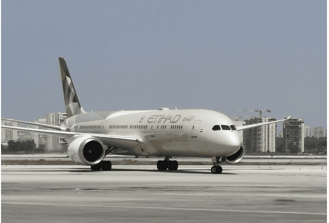 טיסות לאבו דאבי בחברת אתיחאד