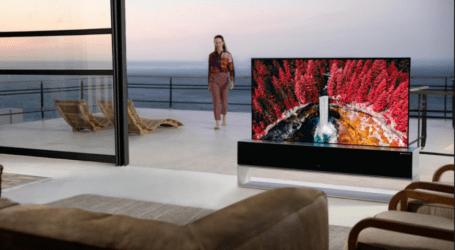 הטלוויזיה הנגללת של LG הושקה בישראל במחיר של 6 ספרות