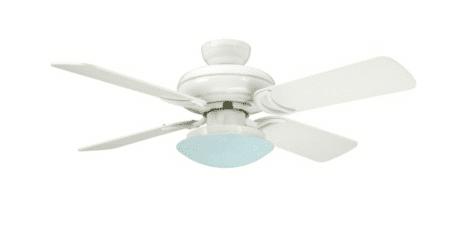מאוורר תקרה סטאר 42 אינץ׳ כולל שלט רחוק וגוף תאורה