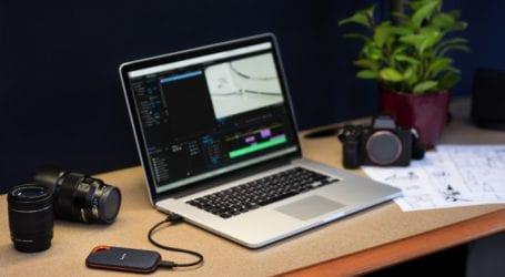 סקירה – כונן קשיח חיצוני Extreme Portable של סאנדיסק: כונן SSD מהיר וקומפקטי