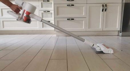 שואב שוטף אלחוטי של שיאומי Mi Vacuum Cleaner G10 - סקירה