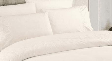 סט מצעים זוגיים או למיטת יחיד במגוון צבעים