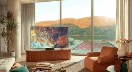 טלוויזיות סמסונג 2021: מסכי Neo QLED, טלוויזיה לגינה וחידוש בסאונד