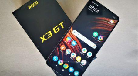 """POCO X3 GT: דגם פוקו של שיאומי הוא סלולרי טוב בפחות מ-1500 ש""""ח"""