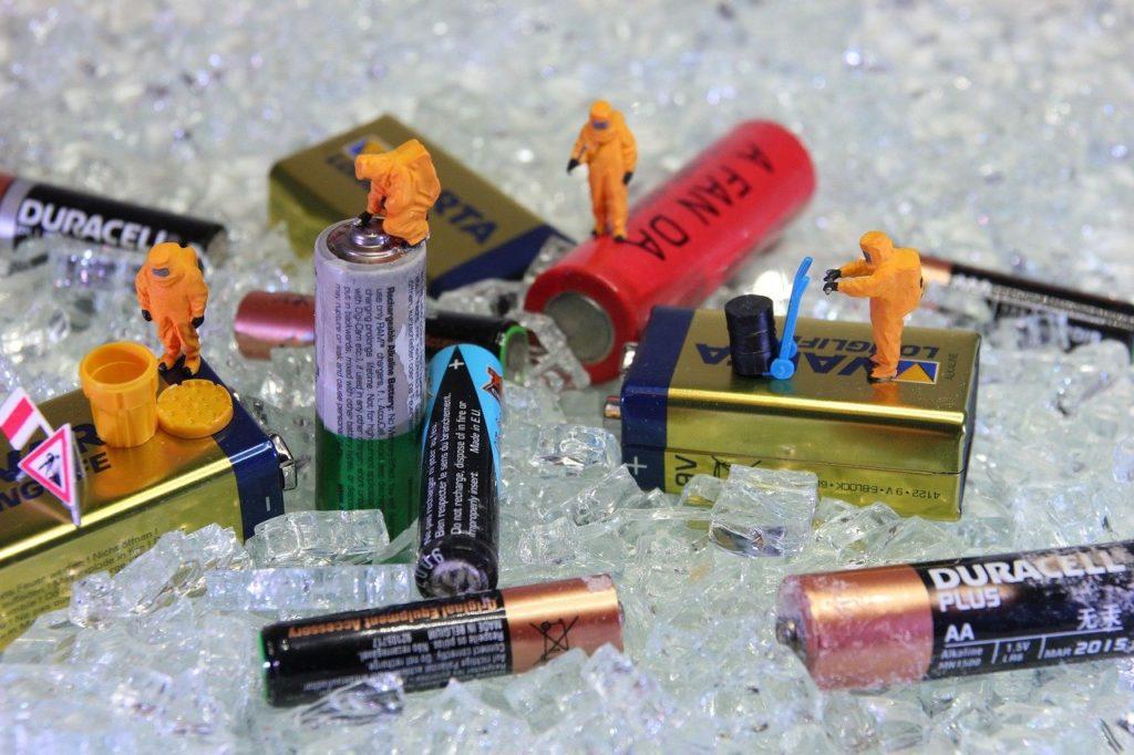 מה עושים עם פסולת אלקטרונית