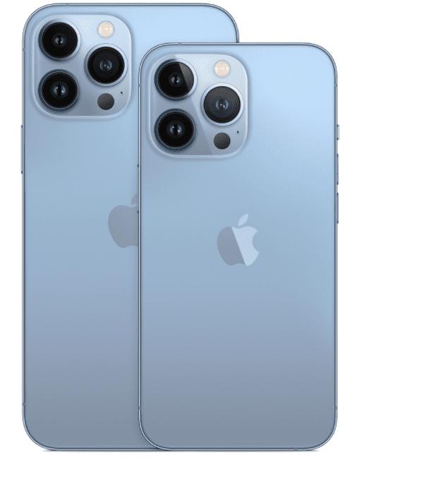 אייפון 13 פרו ואייפון 13 פרו מקס