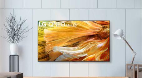 טלוויזיות LG QNED – מסכי LCD בטכנולוגיה חדשה. פרטים ומחירים